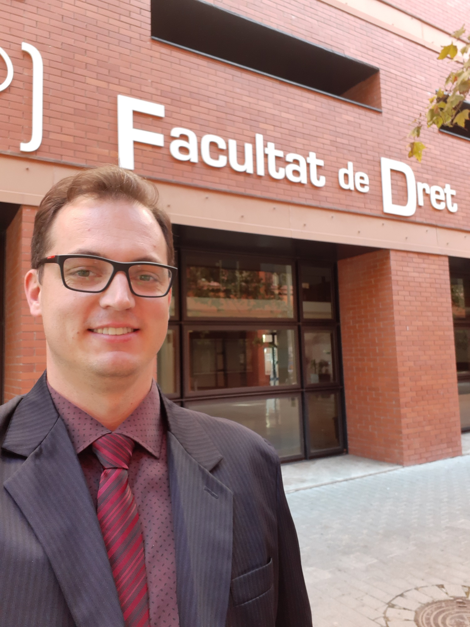 Professor Léo Peruzzo Júnior realiza conferências em Portugal e Espanha